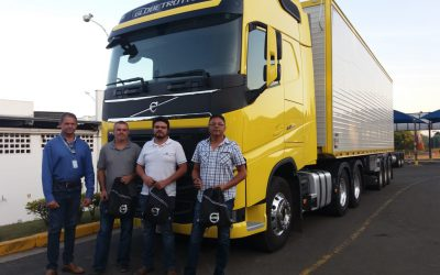CURSO TTT ( TRAIN THE TRAINER ) VOLVO DE SOROCABA – SP