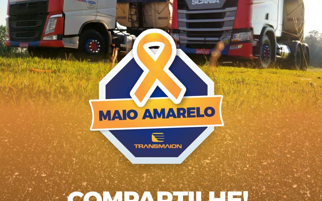 MAIO AMARELO TRANSMAION